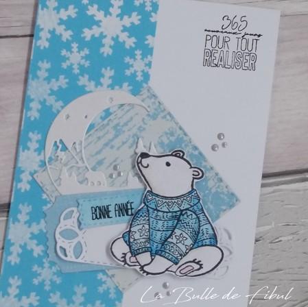 ours polaire la cie des elfes + lune Sagapo Scrap 02_La Bulle de Fibul